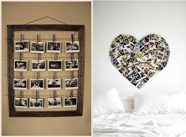 Ideas para decorar transforma tu casa con estos tips - Ideas para decorar paredes con fotos ...