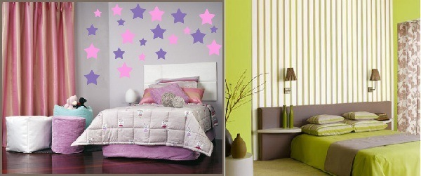 43 ideas para decorar tu cuarto tips originales para for Tips para remodelar tu cuarto