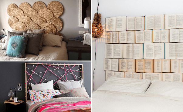 43 ideas para decorar tu cuarto tips originales para for Como se decora una habitacion