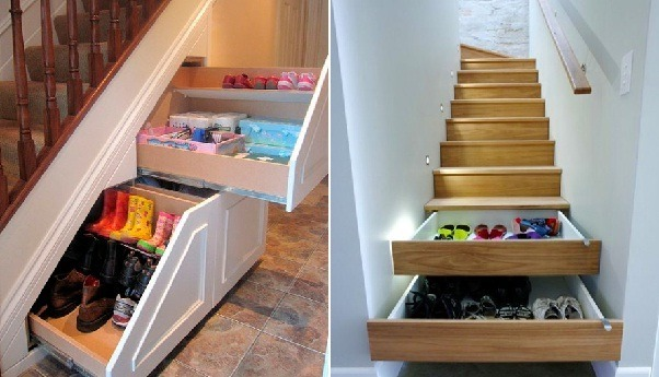 30 Ideas Originales para Guardar y Organizar tus Zapatos en Casa