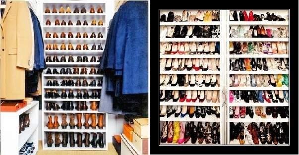 ▷ Ideas Para Guardar y Organizar tus Zapatos ⇒ STOP Desorden