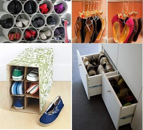 Ideas Para Guardar Y Organizar Tus Zapatos Stop Desorden