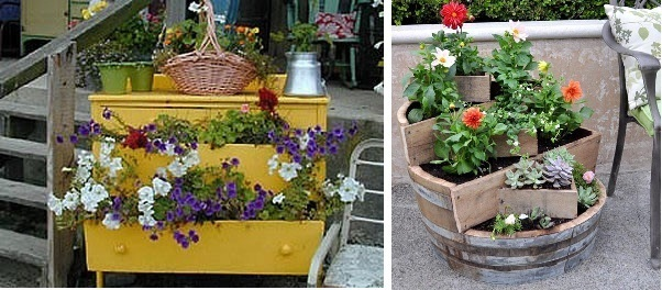Ideas para decoracion de terrazas peque as for Decoracion de exteriores con plantas