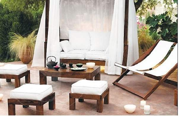 Decorar Terraza Chill Out Cheap Decoracin Terrazas Chill Out With
