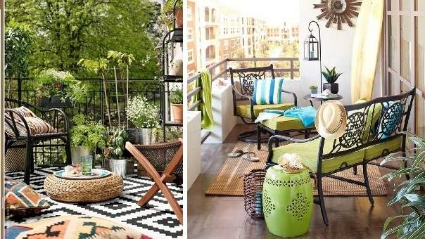 Decoracion jardin chill out great outdoor chill zones - Decoracion terrazas chill out ...