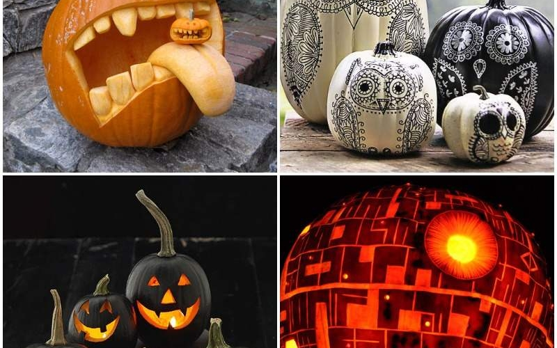 Ideas Para Decorar tu Fiesta de Halloween