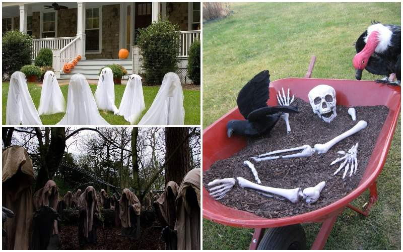 Decoraci n de halloween ideas originales y divertidas - Ideas para fiesta halloween ...