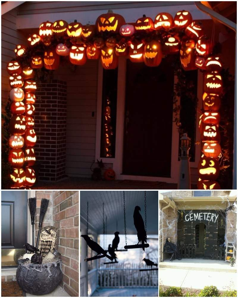 Decoraci n de halloween ideas originales y divertidas for Ideas originales decoracion casa