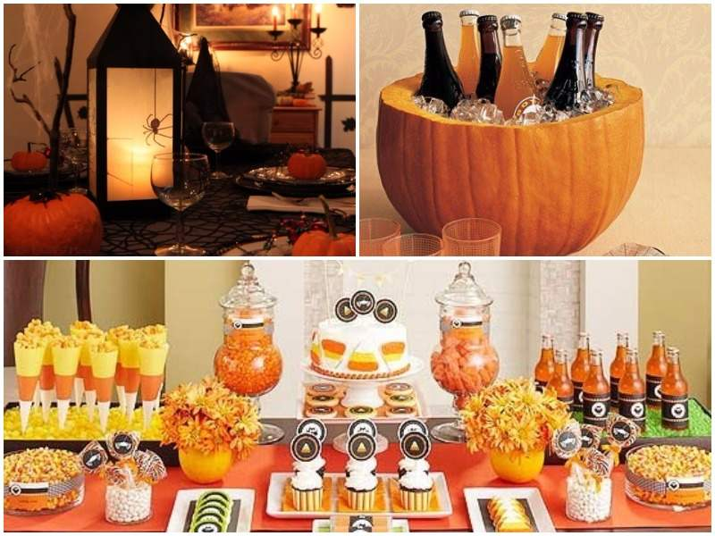Ideas para decorar tu fiesta de halloween ideas - Ideas decoracion halloween fiesta ...
