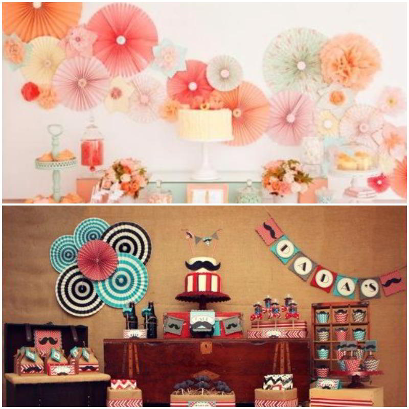 Ideas para organizar una fiesta sorpresa perfecta ideas for Decoraciones para hacer en casa