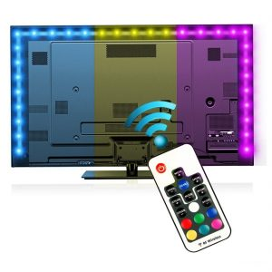 Luces led TV